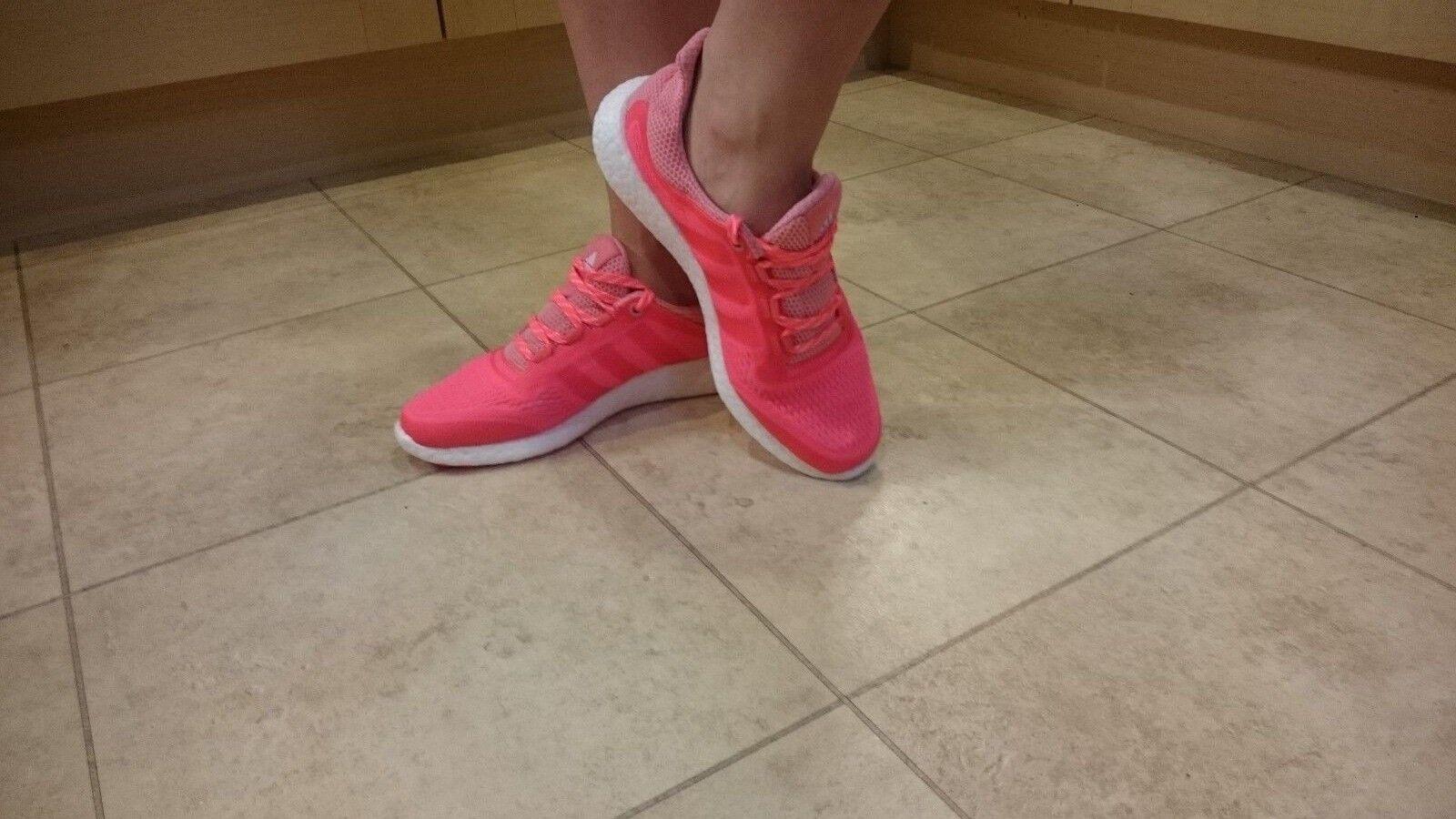 Adidas para Rojo/Rosa. mujer puro impulso Chill Neutral Zapatillas Flash Rojo/Rosa. para todas Las Tallas 248adb