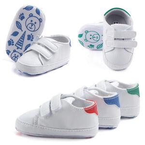 Coloris Plus Chaussures De Sport Chaussures en coton doux bas bébé fille garçon chaussures bébé chaussures