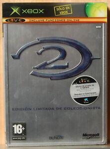 d640077d4 La imagen se está cargando HALO-2-EDICION-LIMITADA -DE-COLECCIONISTA-XBOX-PAL-