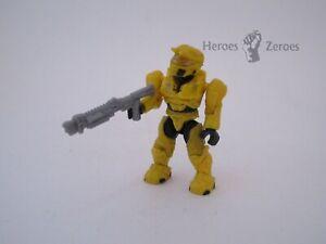 Halo Mega Bloks Set #97520 UNSC Yellow Spartan with Tactical Shotgun