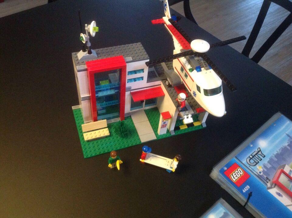 Lego City, 4429