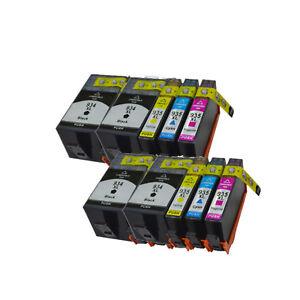 10-High-Yield-Ink-Cartridge-for-HP-934XL-935XL-C2P23AN-6812-6815-6230-6830-6835
