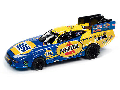 New Ron Capps Nappa NHRA Funny Car 4 Gear Body fits Auto World 4 Gear Chassis