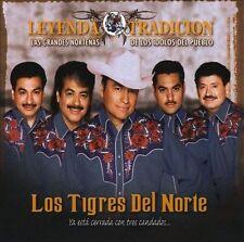 FREE US SHIP. on ANY 2 CDs! NEW CD Tigres Del Norte: Grandes Nortenas De Los Ido