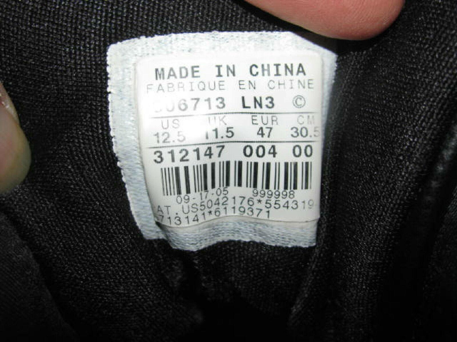 hot sale online 0b8e1 dfc72 ... NIKE Zoom LeBron III (3) (3) (3) Sneakers Sz 12.5