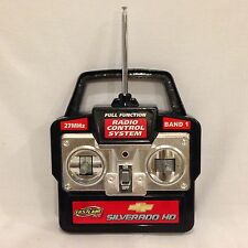 FASTLANE Chevrolet Silverado HD RC Band 1 27MHz Remote Radio Transmitter Control