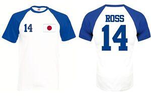T-Shirt JAPAN NAZIONALE Holly e Benji Cartoni Animati Hutton Price Tsubasa 80's