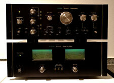 SANSUI 1970s CA 2000 PreAmp & BA 2000 Power Amp & 7700 Tuner Sold as Lot 1 Owner