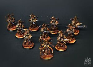 Thousand-Sons-Rubric-Marines-10-man-unit-COMMISSION-painting-WARHAMMER-40k