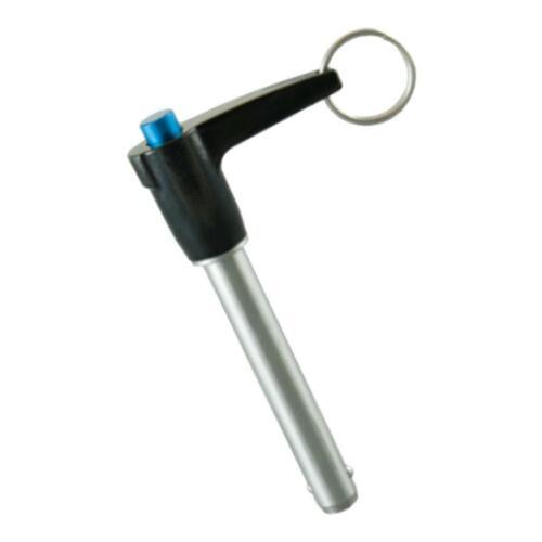 L-Griff Kugelsperrbolzen Sicherungsbolzen Steckbolzen mit Kugelsicherung