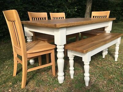 5 X 3 Traditional Pine Rustic, Rustic Farmhouse Tables