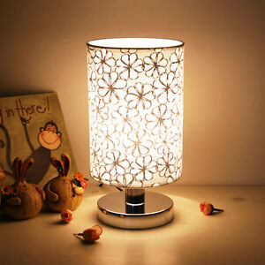 Modern Pastoral Style Small Led Table Lamp Desk Lights