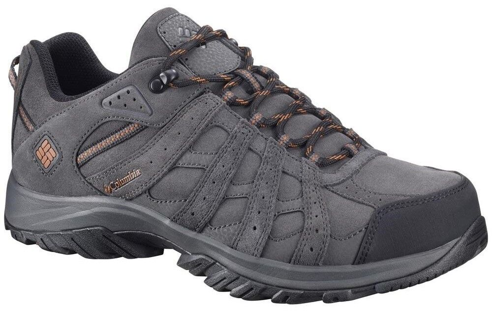 COLUMBIA Canyon Point Leather 1813171089 Waterproof Outdoor Athletic schuhe Mens