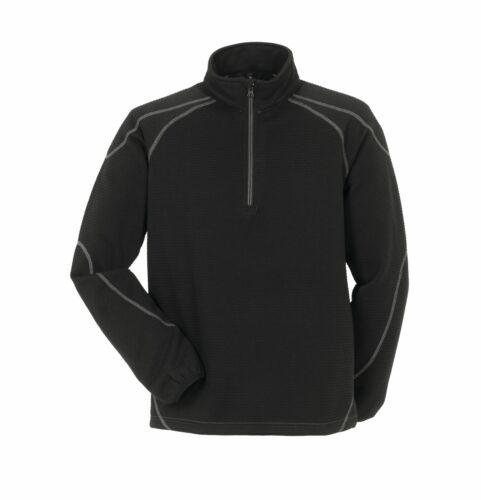 Planam Outdoor Strick /& Sweat Herren Cozy Pullover schwarz Modell 3060