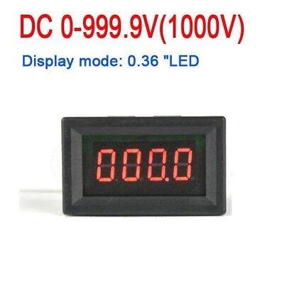Digitaler Spannungsmesser Panel Voltmeter