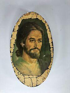Vintage-Folk-Art-Jesus-Artwork-8-5-X-5