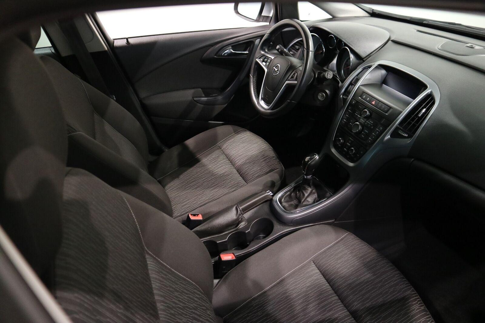 Opel Astra 1,4 T 140 Sport Sports Tourer - billede 11