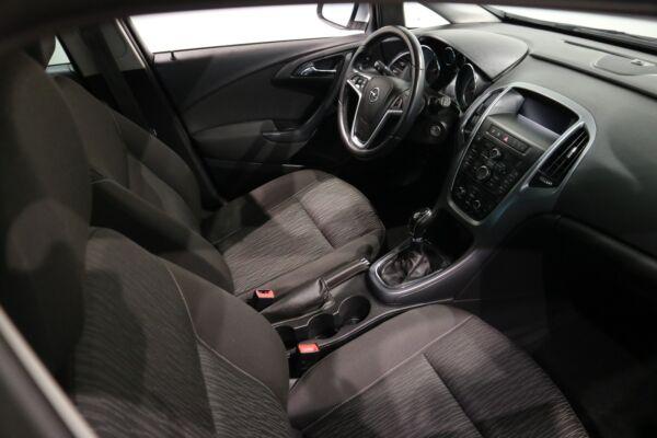 Opel Astra 1,4 T 140 Sport Sports Tourer billede 11