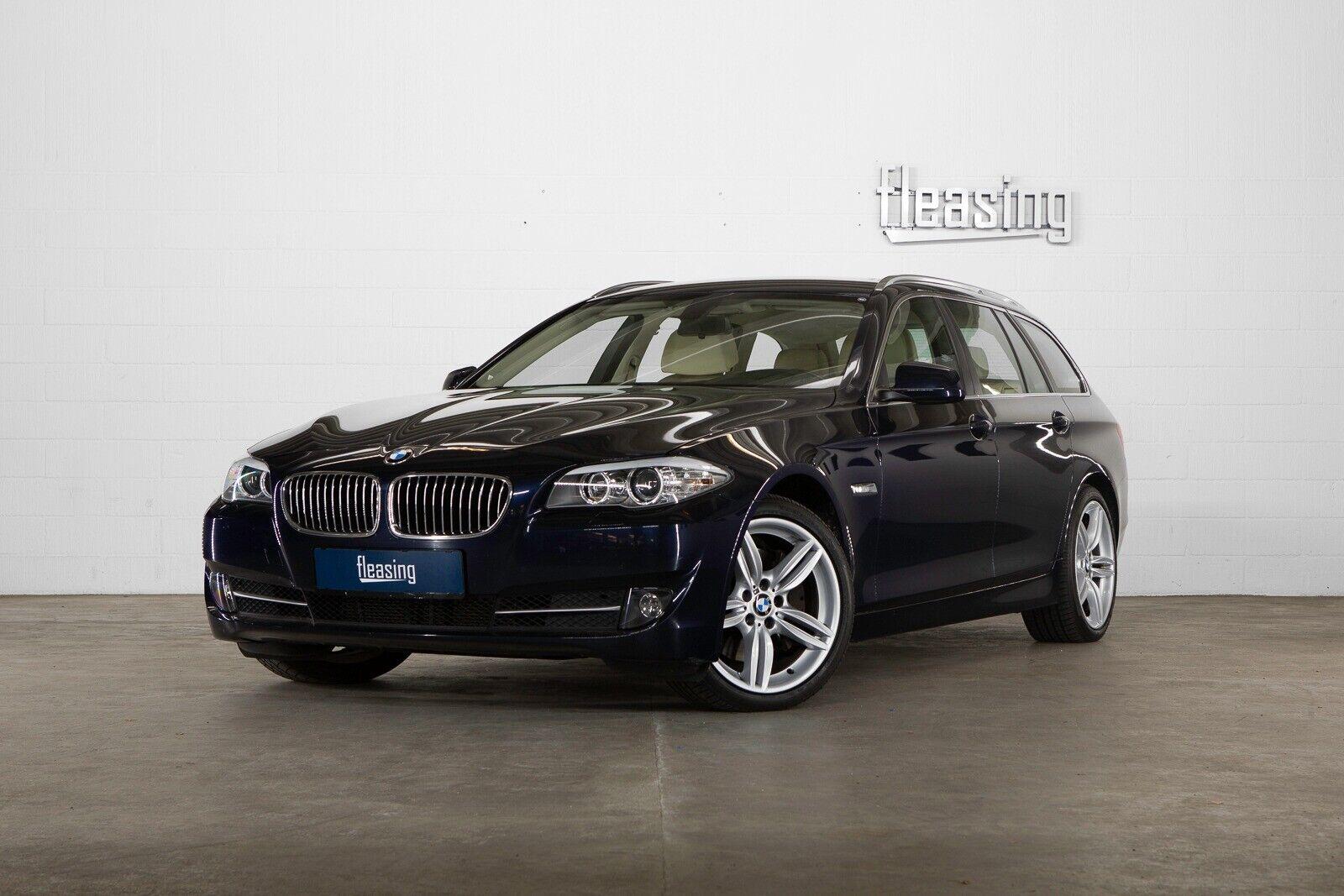 BMW 535d 3,0 Touring xDrive aut. 5d - 2.177 kr.