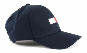 Tommy-Hilfiger-Big-Flag-cap-cap-accesorio-Tommy-Navy-azul-Nuevo