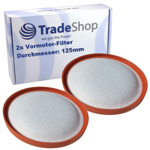 2x vormotor filtros de protección del motor filtro para Dirt Devil m2991-6 m2991-7 m2991-8