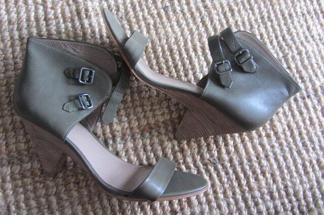 Belle Sigerson Morrison Tuscan leather sandals, size AUS 10