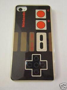 Nintendo-NES-Controller-Retro-Gamer-TPU-Plastic-Case-for-iPhone-6-6PLUS-5-5
