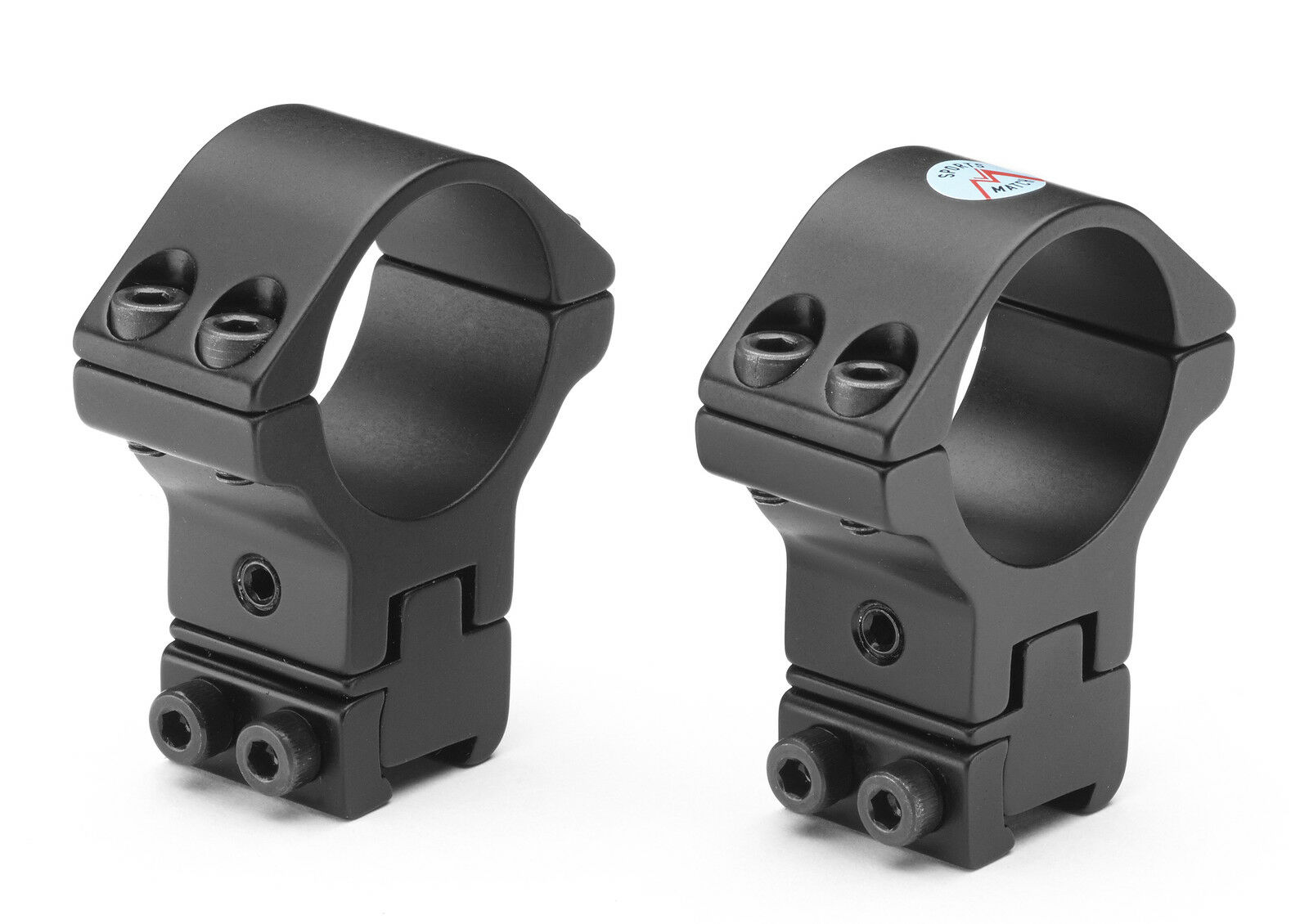 SPORTSMATCH  ATP66 Scope Mounts for 30mm tubes adjustable for height and windage