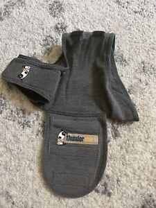 XS Thundershirt for Dog Anxiety 8-14 lbs Grey