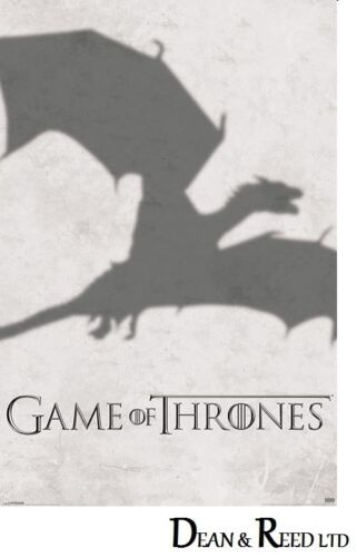 61cm x 91.5cm Maxi Poster Shadow PP33071-346 Game Of Thrones
