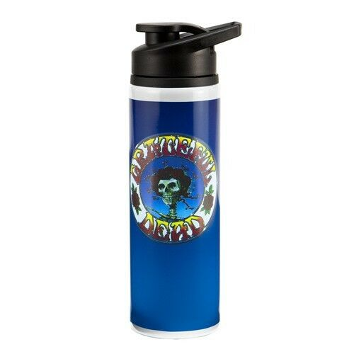 Grateful Dead 25 oz. Stainless Steel Thermal Water Bottle - Officially Licensed!