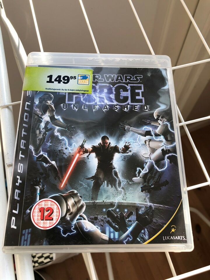 The Force unleashed, PS3