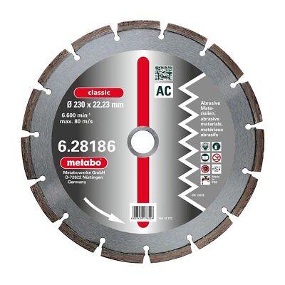 Metabo Diamant-Trennscheibe 150 x 2,15 x 22,23mm classic AC Abrasiv - 628184000