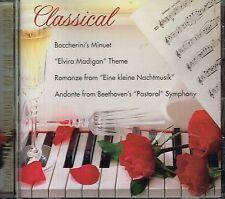 CD album: romantic melodies of the classic: classical. intersound. C5