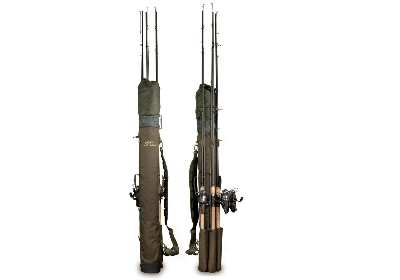 Fox Friedfischangeln Friedfischangeln Fox Spezialist Range Leicht Rudern Zittern ALU003 948246