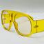Fashion-Designer-Cadre-epais-Oversize-Grand-Carre-Femmes-Hommes-Style-Lunettes-De-Soleil miniature 11