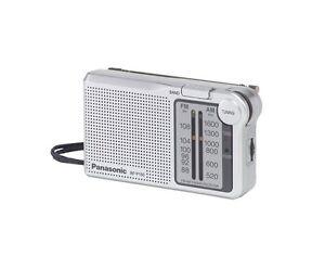 panasonic rf p150eg9 s tragbares radio mit analog tuner f r ukw rf p 150 ebay. Black Bedroom Furniture Sets. Home Design Ideas