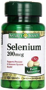 Nature-039-s-Bounty-Selenium-200-Mcg-100-Tablets