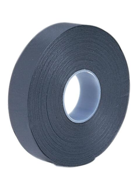 BLACK Self Amalgamating Tape – 19mm x 10m roll - Self Bonding