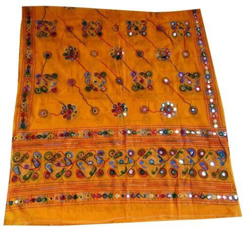 New Scarfs Pure Cotton Designer New Dupatta Kutch Hand Embroidery Kimono Stole