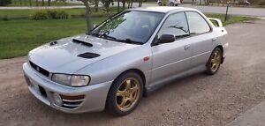 1998 Subaru WRX Safetied