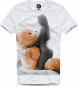 E1SYNDICATE T SHIRT SEXY GIRL TEDDY BEAR PORN MODEL SEX TOY ADULT ...