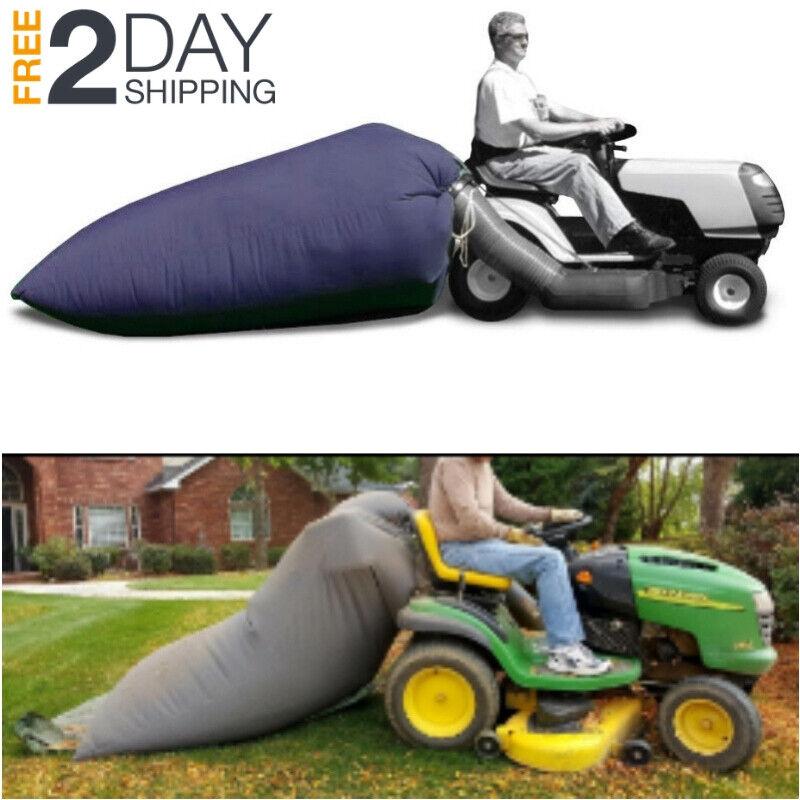 Ariens Gravely Grass Leaf Bagger Catcher Vacuum Basket Bucket Bag 02724400 For Sale Online Ebay