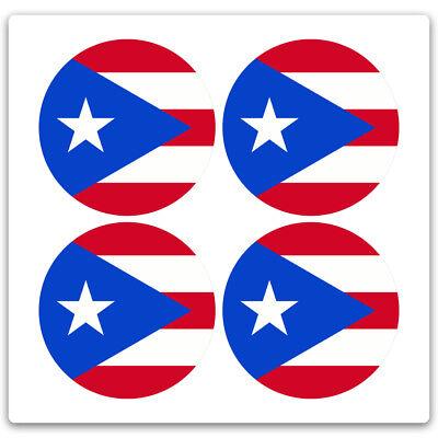 Cooperative Baseball Softball Bat Knob Decal Set Baseball & Softball Sporting Goods Puerto Rico Flag Bat Sticker Set