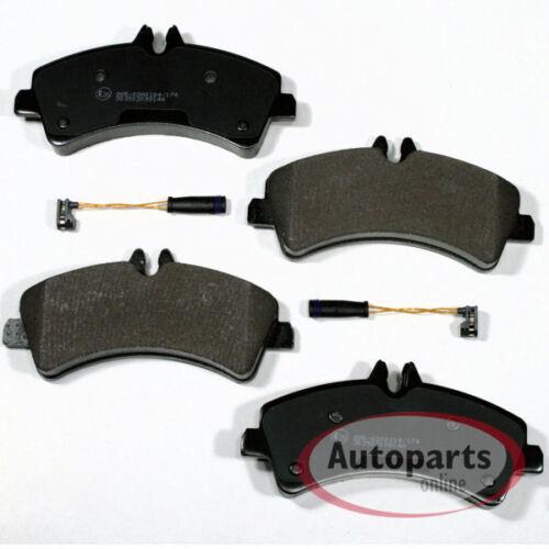 Bremsscheiben belüftet Beläge Handbremse für hinten Mercedes Sprinter 5 t 906