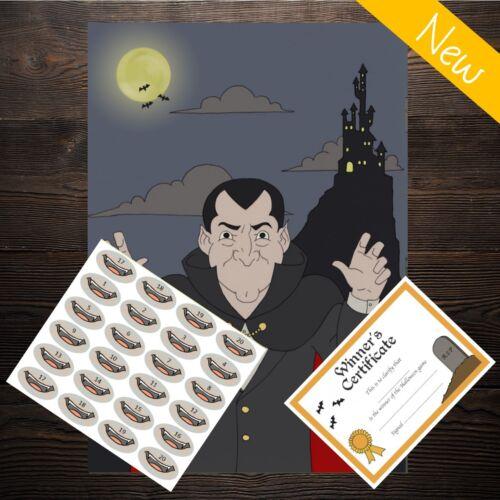 Cute Ghost Trivia Bingo Invites Charades etc!! Halloween Games Multi Listing