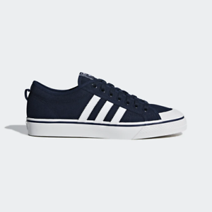 a7f20110be2 Image is loading Adidas-CM8573-Nizza-Men-Women-Running-Shoes-Sneakers-