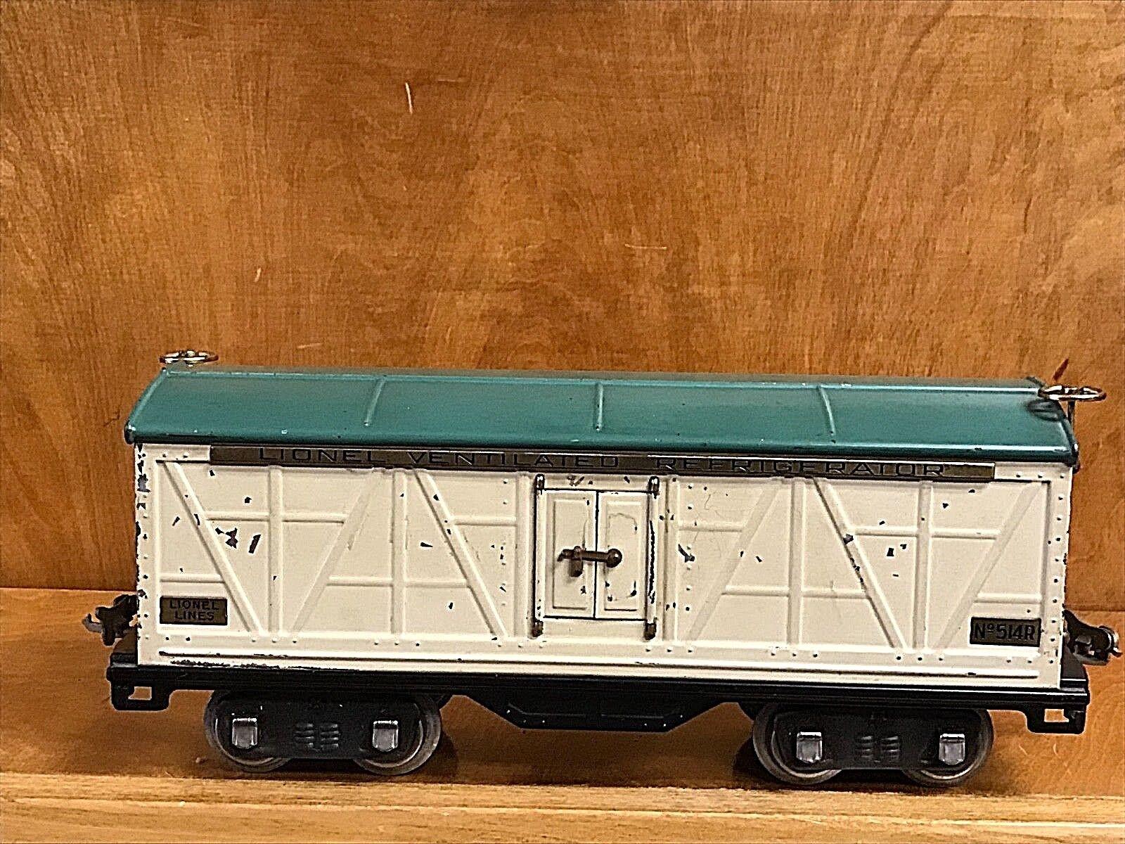 Lionel klassiker 1217 200 reihe roter dienstwagen 6-13702