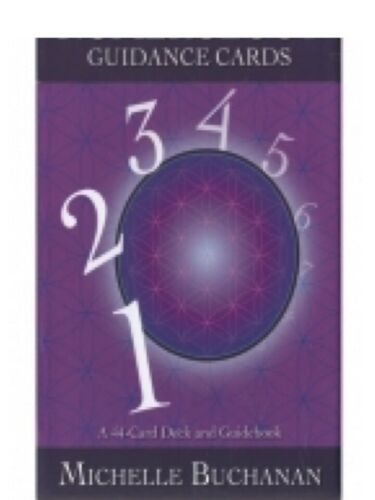 Numerology Oracle Guidance cards psychic tarot spiritual FREE POSTAGE