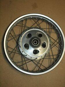 Vorderrad-Trommelbremse-Felge-front-wheel-Yamaha-SR-500-XS-650-SR-400-XT-250-360